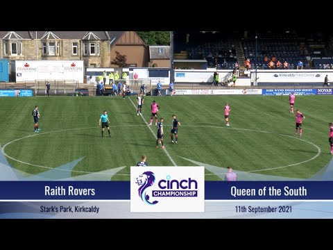 Raith Queen Of South Goals And Highlights