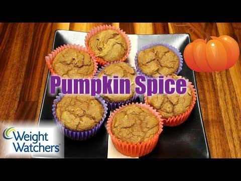 Pumpkin Spice Muffins | Weight Watchers