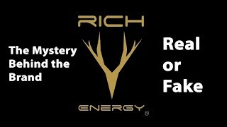 The Mystery Behind Rich Energy