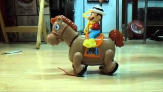 ของเล่นคาวบอย Little Rider