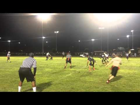 Hawaii Flag Football 25th ID