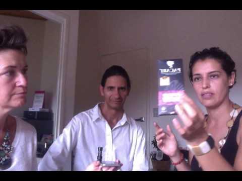 Benefits of organic and raw chocolate with Gabi and Santi of Yaku Latin Goods