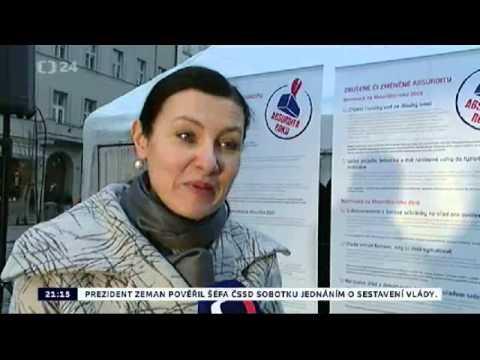 Absurdita roku 2013 - reportáž Ekonomika ČT24