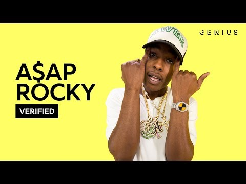 """A$AP Rocky """"A$AP Forever"""" Official Lyrics & Meaning 