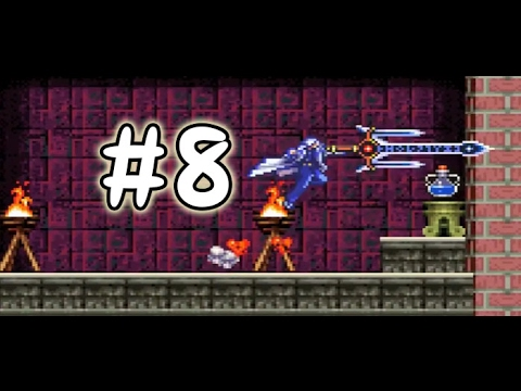 惡魔城-曉月圓舞曲 - 換裝的艱辛之路 #8 【小梁】 - YouTube