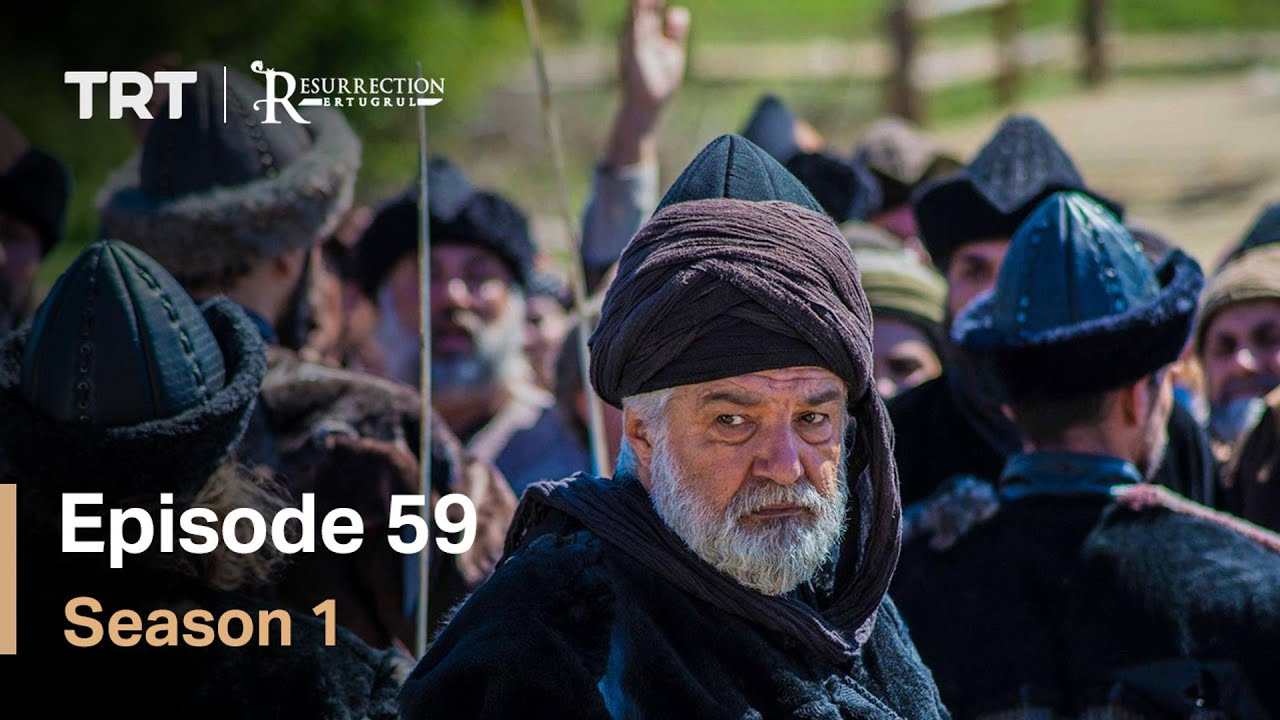 Resurrection Ertugrul Season 1 Episode 59