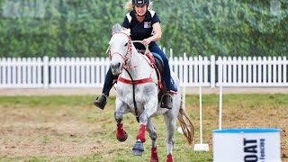 Sport Horse Racing Australian Championship - 2016 Royal Melbourne Show Horses In Action
