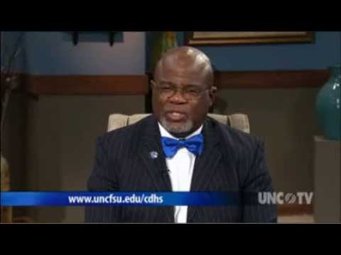 North Carolina Now Interview with Dr. Curtis Charles 08/13/13
