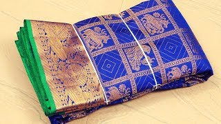 New Arrival Of Kanchipuram Silk Saree With Price | Kanchipuram Silk Sarees