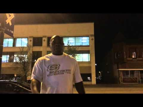 Gang Live in the streets of Peoria, IL