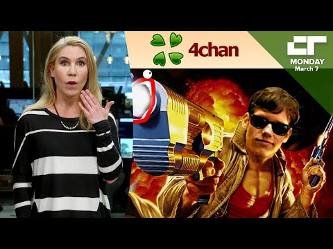 Google Hires 4Chan Founder Chris Poole | Crunch Report