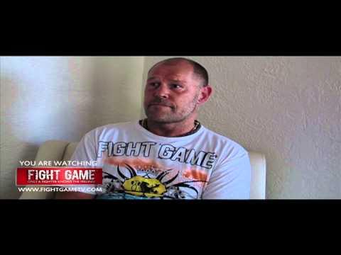 MMA  Ask's:  Rob Kaman on fighting Jean CLaude Van Damme