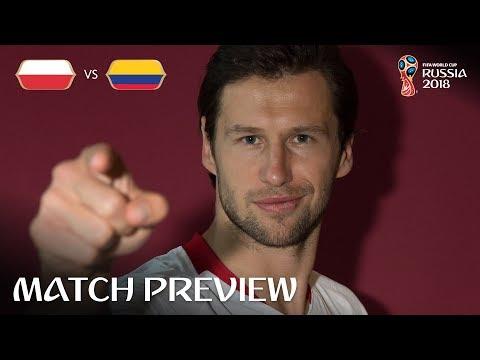 Grzegorz Krychowiak (Poland) - Match 30 Preview - 2018 FIFA World Cup™