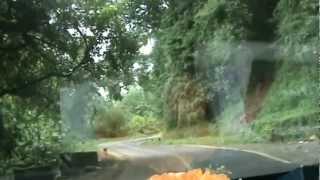 Car drive through Nadugani Churam