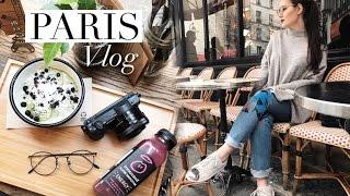 ПАРИЖ ВЛОГ #11 // Много Кафе, Вокзал и Самая Яркая Улица Парижа