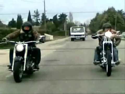 hymne bikerebel's