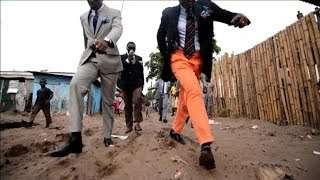 congo 39 s dandies give new meaning to fashion victim