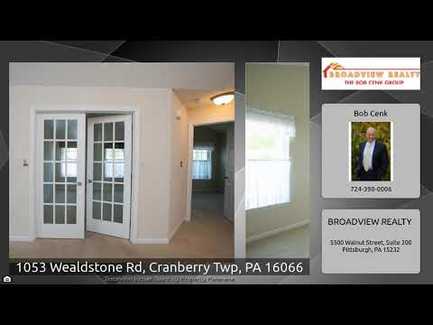 1053 Wealdstone Rd, Cranberry Twp, PA 16066