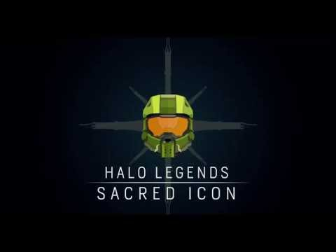 Halo Legends Soundtrack - Sacred Icon 4 (Music From CE3 2016 Mental MP Trailer)