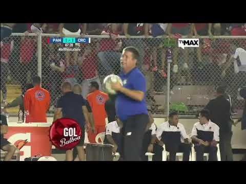 Panama gol storico