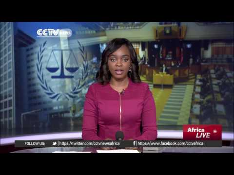 South Africa hands notice of withdrawal from the Rome Statute to the UN