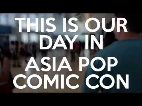 ASIAPOP COMICCON 2015