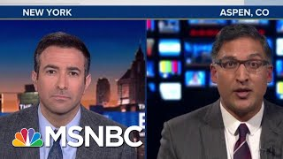 DOJ Insider On MSNBC Scoop About Secretly Taping President Trump | The Beat With Ari Melber | MSNBC