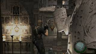 Resident Evil 4 - Chapter 4-4 01 Cathedral