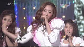 20090828 뮤직뱅크 티아라 거짓말 1080p
