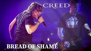 CREED - BREAD OF SHAME   LEGENDADO