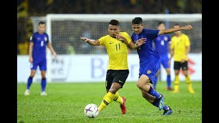 Malaysia 0-0 Thailand (AFF Suzuki Cup 2018: Semi-Finals 1st Leg Full Match)