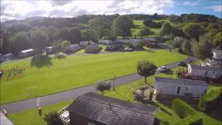 Berthlwyd Hall Holiday Park, Conwy.