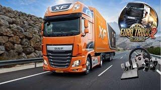 Euro Truck Simulator 2 - Bölüm 2 - Yeni Keşifler - Direksiyon Seti İle