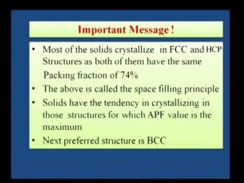 Crystal Structure And Thermal Properties 09