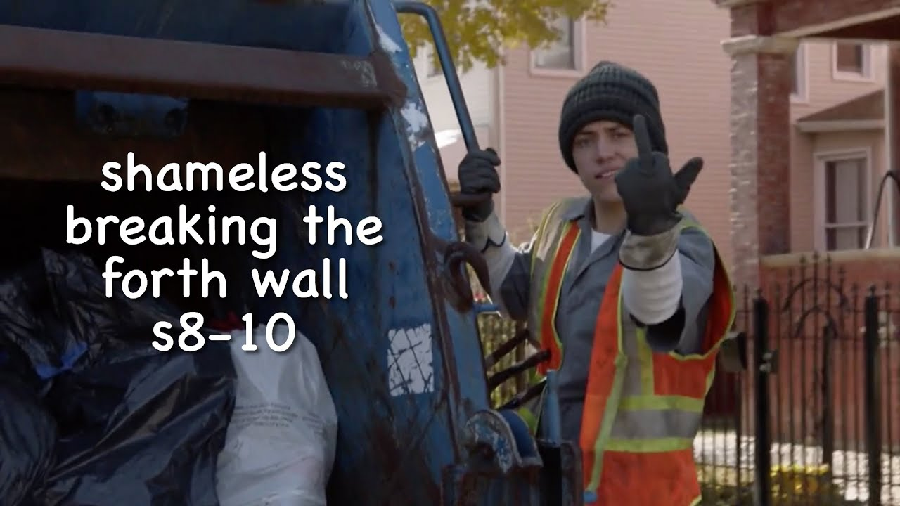 Download breaking the fourth wall in shameless (US) s8-10