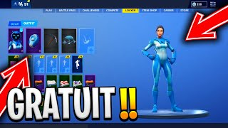 """THIS SKIN IS """"FREE"""" FOR all FORTNITE PLAYERS? (Explanation)"""