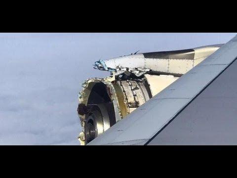Airbus A380: Triebwerk explodiert auf dem Flug nach Los Angeles