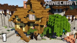 Minecraft survival Let's Play