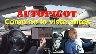 CONDUCCIÓN REAL con el Autopilot de TESLA y Conclusiones + revisión del DR X
