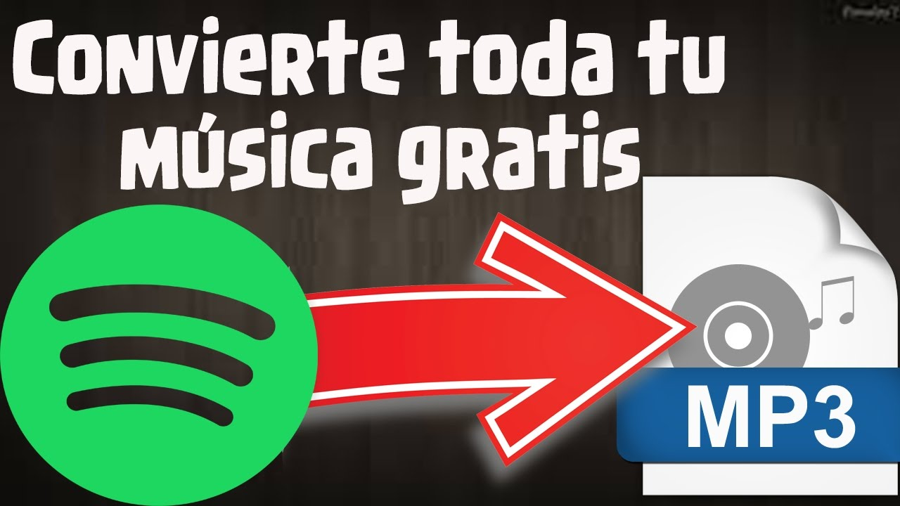 descargar gratis convertidor de musica mp3 en español