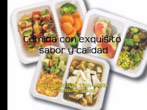 Recetas de comidas sanas para bajar de peso