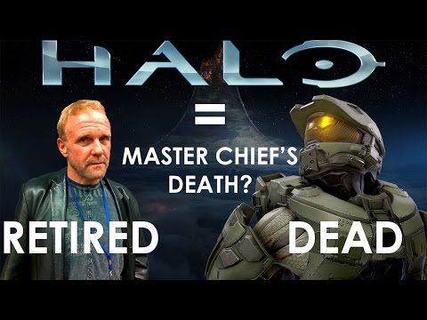 Halo  Steve Downes Retiring Resulting in Chief Dying!