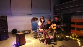 Hãy trả lời em acoustic cover - Jessica-Tấn Vũ
