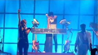 Mark Ronson - Record Collection (live in Tel Aviv, August 2011) - HD