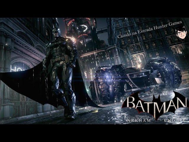 Caindo na Estrada - Batman Arkham Knight #2