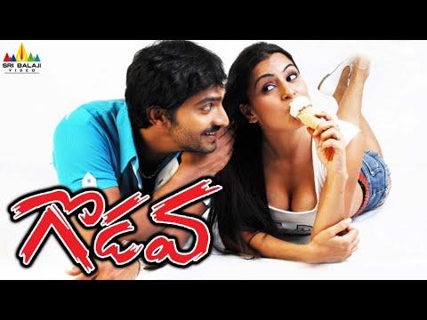 Godava | Telugu Latest Full Movies | Vaibhav, Shraddha Arya | Sri Balaji Video