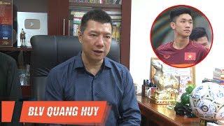 Hé lộ lý do thầy Park gạch tên Trọng Đại và Danh Trung khỏi danh sách U23 Việt Nam | BLV Quang Huy