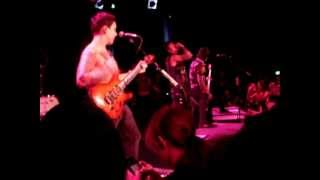 ESCAPE THE FATE - Live Fast Die Beautiful at the Roxy Theatre on January 6, 2013
