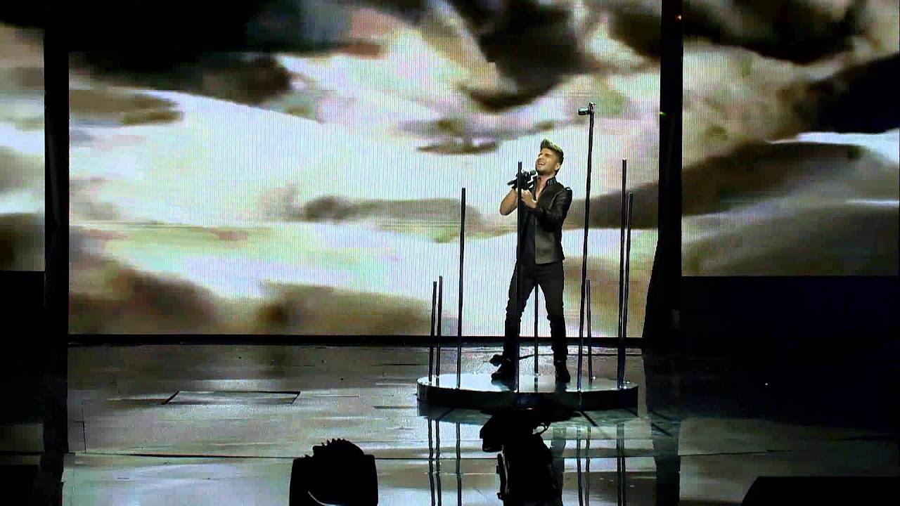 Ferid Hesenov Sensiz \\ Turkvision Azerbaijanin qalibi