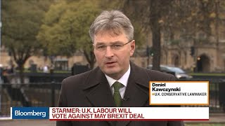 We Have Given Away too Much, Says U.K. Conservative Lawmaker Kawczynski